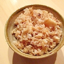 ウナギのタレ☆混ぜご飯