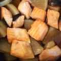 鮭大根✨ぶりじゃなくても美味しいです!
