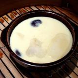 蒸籠で茶碗蒸し