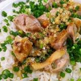 茹で鶏の炊き込みジャスミンライス