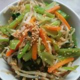 簡単!小松菜のナムル