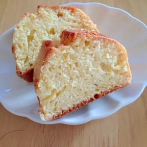 爽やか〜はちみつレモンのケーキ
