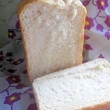 油分なし 日本酒でしっとりHBで食パン