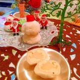 しっとり薫る洋梨づくしのクリームチーズ大福