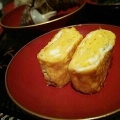 ワインに日本酒に、ブルーチーズ出汁巻き