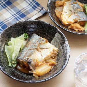 ピリッと旨辛サバのキムチ煮#魚レシピ#簡単#ビール