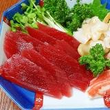 ツブ貝の下拵え&函館海鮮「ツブ刺し盛合せ」