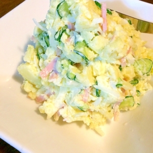 基本のポテトサラダ