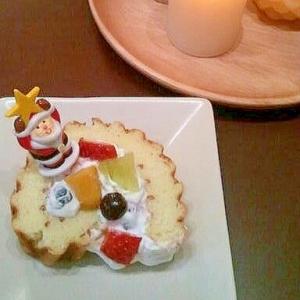 ビタントニオのパニーニ型で!簡単お手軽ロールケーキ