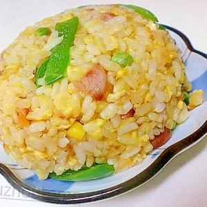 10分で作る豆板醤ピリ辛チャーハン