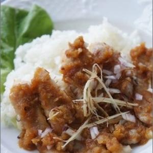 【お手軽タレでおいしい!】焼き肉丼のレシピ。