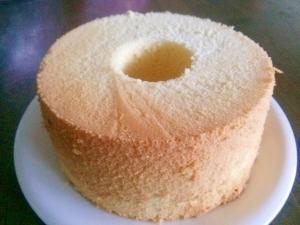 シフォンケーキ ♪ 簡単だよ~ ♪ (15cm)