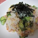 3色混ぜ寿司