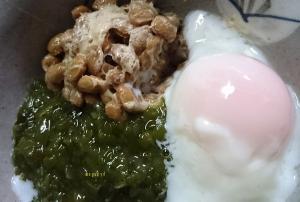 納豆にお酢!??