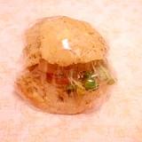 煮物の残り物で♪根菜とアゲの和風サンドイッチ