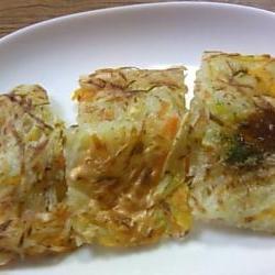 野菜のガレット