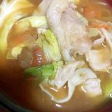 肉野菜味噌ラーメン