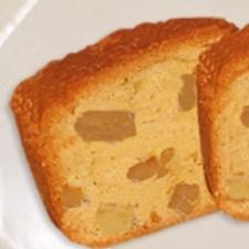 簡単★ホットケーキの素で作るアップルケーキ