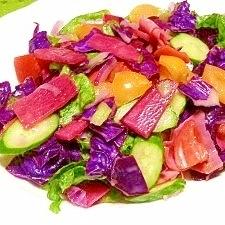 おもてなし野菜サラダ