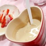 【糖質制限】豆乳ミルキージャム(練乳ソース)