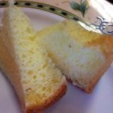 ホットケーキミックスで簡単‼ シフォンケーキ