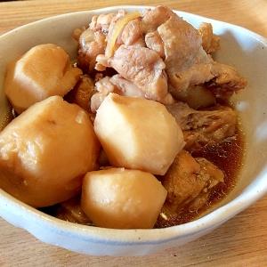 おばんざい☆京風手羽先と里芋のほっこり煮