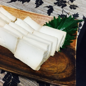 節約!簡単おつまみ☆お豆腐の味噌漬け☆