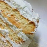 簡単! ビスケットで作るケーキの作り方