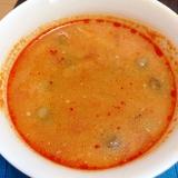 美味しすぎる!作ってみて!豆乳トマトスープ