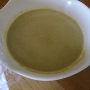 さやごと!そら豆 まるごとスープ