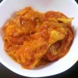 野菜とろとろ手羽元の簡単!イタリアントマト煮込み