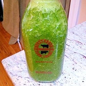 体質改善!子供も大好きフルーツいっぱい野菜ジュース