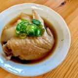 クタクタ☆手羽先と白菜の煮物
