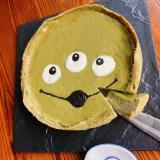 リトルグリーンメン チーズケーキ