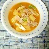コク旨☆カムジャタン風スープ☆