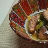 サバ缶&キャベツ&ニラのさっぱり蒸し煮☆