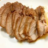 厚手の鍋で★簡単煮豚