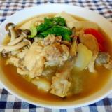 アンコウ鍋(味噌風味)