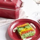 ル・クルーゼ公式] 彩り野菜のテリーヌ