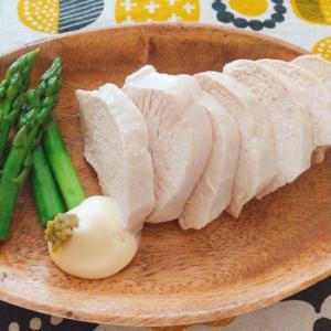 煮て置いておくだけ 簡単すぎしっとり鶏ハム