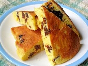 フライパンで簡単 プルーンケーキ