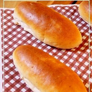 あずきコッペパン