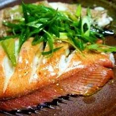 一度で二度美味しい♪中華風蒸し魚とスープ