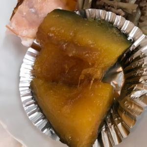 きび砂糖で甘くて美味しいかぼちゃの煮付け