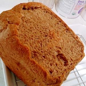 【糖質制限】胚芽ふすま入り地粉ブレンド食パン