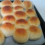 HB使用!ほんのりミルクのぱくぱくおやつパン