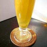ビールをカクテル風に♪はちみつレモンビール