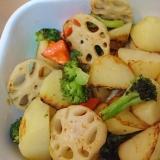温野菜マリネ
