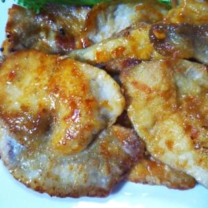 豚肉のピリ辛焼き