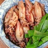 ご飯がススム☆ 「豆イカとささげ生姜煮」